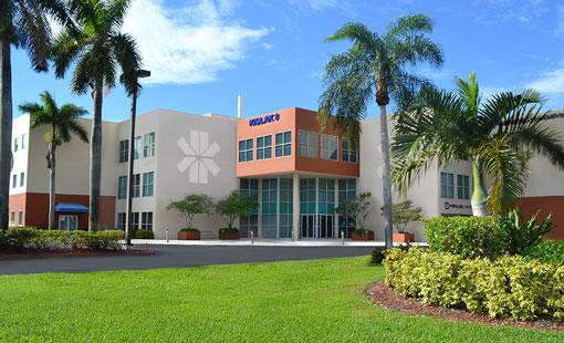 The Kislak Organization's corporate headquarters in Miami Lakes, Florida.