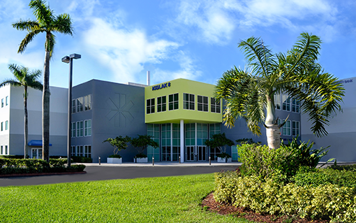 The Kislak Organization's corporate headquarters in Miami Lakes, Florida.